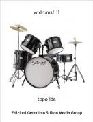 topo ida - w drums!!!!