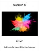 EVPA20 - CONCURSO RA