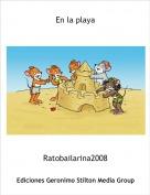 Ratobailarina2008 - En la playa