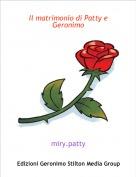 miry.patty - Il matrimonio di Patty e Geronimo