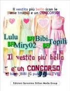 bao - BIBI (G pubblicalo TVB) - Il vestito più bello (con le mie tmaps) e un CONCORSO!