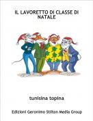 tunisina topina - IL LAVORETTO DI CLASSE DI NATALE