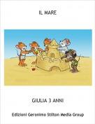 GIULIA 3 ANNI - IL MARE