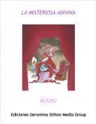 ALICHU - LA MISTERIOSA ADIVINA