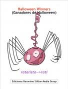 ratalista-->rati - Halloween Winners(Ganadores de Halloween)