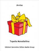 Topella Monellellina - Avviso