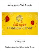 Sofiasquitti - Junior MasterChef Topazia