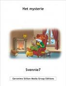 Svennie7 - Het mysterie