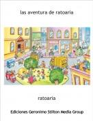 ratoaria - las aventura de ratoaria