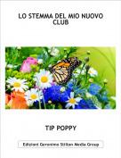TIP POPPY - LO STEMMA DEL MIO NUOVO CLUB