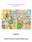 angelina - il mistero dell'acqua a topazia 3