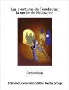 Ratonikua - Las aventuras de Tenebrosa: la noche de Halloween