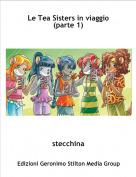 stecchina - Le Tea Sisters in viaggio (parte 1)