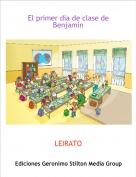 LEIRATO - El primer día de clase de Benjamín