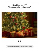R.S. - Navidad en NY*Humo en la chimenea*