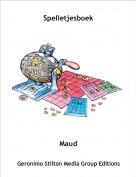 Maud - Spelletjesboek