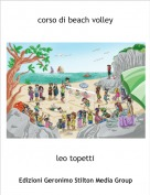 leo topetti - corso di beach volley