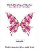 Ketty98 - TOPO-SFILATA A TOPAZIA!COLLEZIONE FATATA!