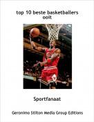 Sportfanaat - top 10 beste basketballers ooit