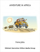 frencyblu - AVVENTURE IN AFRICA