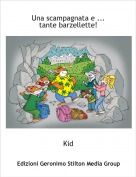 Kid - Una scampagnata e ...tante barzellette!