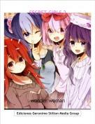 wonder woman - SECRET GIRLS 2