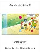 SERENASQUIT - Giochi e giochissimi!!!