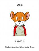DJXD2019 - ADDIO