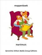 martimuis - moppenboek