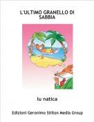 lu natica - L'ULTIMO GRANELLO DI SABBIA