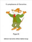 Pippo18 - Il compleanno di Geronimo
