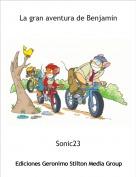Sonic23 - La gran aventura de Benjamin