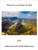 Jicer - Vacances en Afrique du Sud