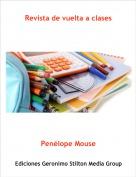 Penélope Mouse - Revista de vuelta a clases