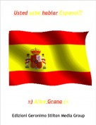 =) Alice Grana (= - Usted sabe hablar Espanol??