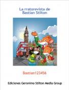Bastian123456 - La rratorevista de Bastian Stilton