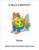 Panter - E' BELLO O BRUTTO???