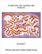 emma31 - il labirinto nel castello del mistero