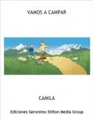 CAMILA - VAMOS A CAMPAR