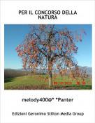 melody400@* *Panter - PER IL CONCORSO DELLA NATURA