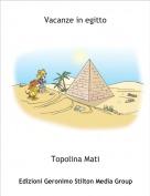 Topolina Mati - Vacanze in egitto