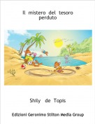 Shily   de  Topis - Il  mistero  del  tesoro   perduto