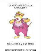 Mineste (ici il y a un bonus) - LA VENGANCE DE SALLY RASMAUSSEN