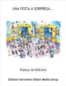 francy la lettrice - UNA FESTA A SORPRESA...