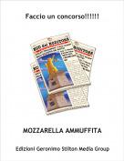 MOZZARELLA AMMUFFITA - Faccio un concorso!!!!!!