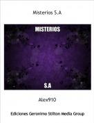 Alex910 - Misterios S.A