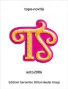 anto2006 - topo-novità