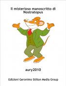 aury2010 - Il misterioso manoscritto di Nostratopus