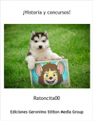 Ratoncita00 - ¡Historia y concursos!