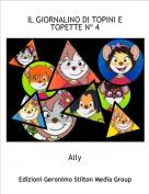 Aily - IL GIORNALINO DI TOPINI E TOPETTE Nº 4